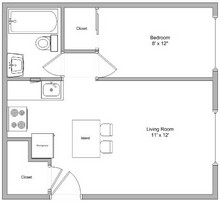 1 Bedroom Jr