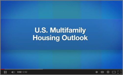 Multifamily Housing Outlook